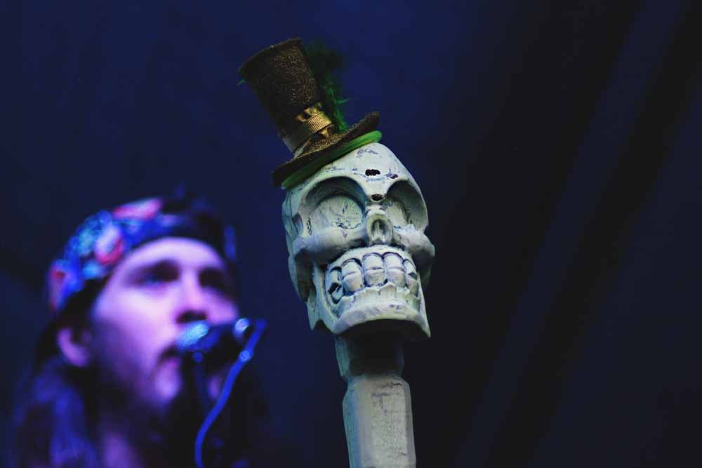 Glostik Willy performs at the Miami Valley Music Fest in Troy, Ohio, on Saturday, August 2, 2014. (Photo: Andrea Nay)